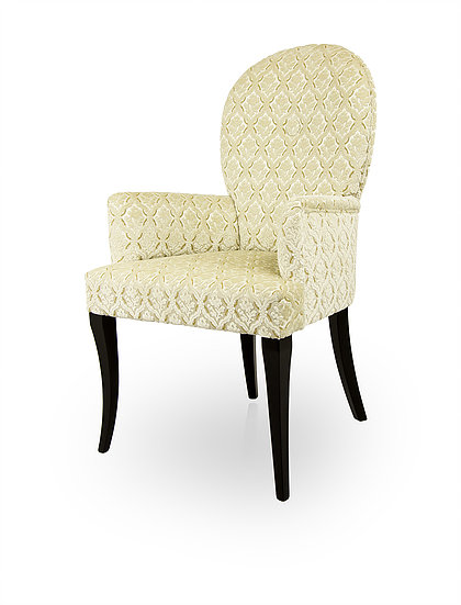 Cassie P Carver dining chair