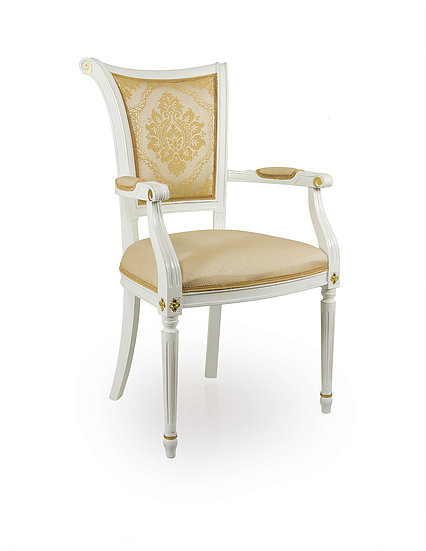Empire Louis C Carver dining chair