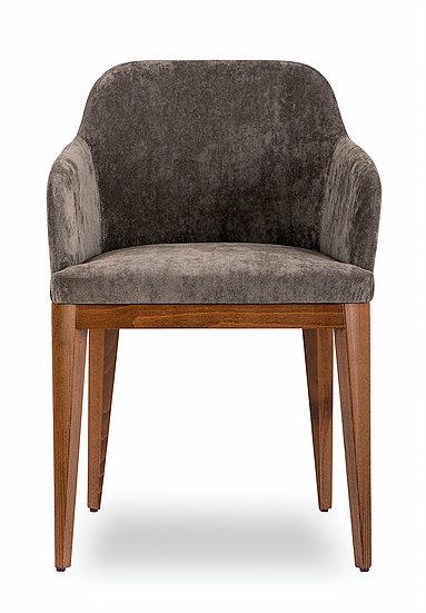 Kitty soft armchair dining chair